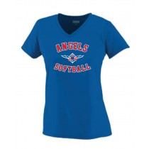 LP Angels Ladies Wicking T-shirt