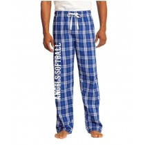 LP Angels Flannel Plaid Pants